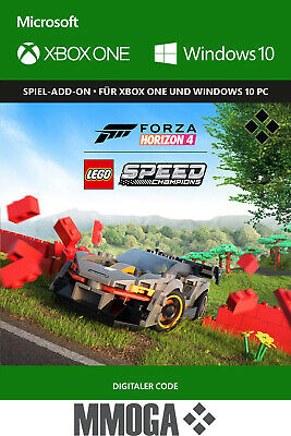 Forza Horizon 4 LEGO Speed Champions Key - Xbox One & Windows 10 PC Spiel DLC DE