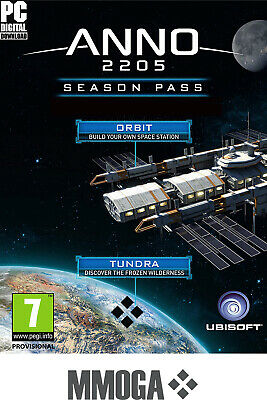 Anno 2205 Season Pass Key - PC UPLAY Ubisoft Download digital Spiel [DE][EU]