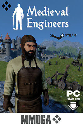 Medieval Engineers Early Access Steam PC Simulation Spiel Download Code [DE/EU]