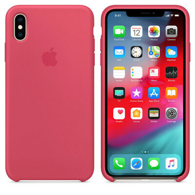 For Apple iPhone XR OEM GENUINE ORIGINAL Apple Silicone Case cover