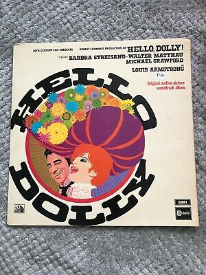 THE DOLLY SISTERS Ost Lp (Betty Grable June Haver) - £9 99