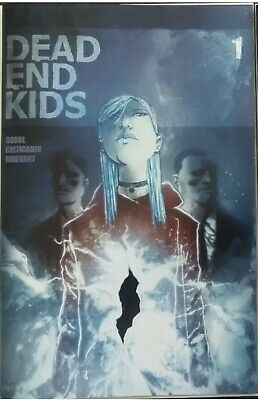 Dead End Kids #1 An0maly Comics Trade Dress Variant