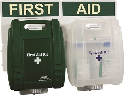 Bs Small Eyewash & First Aid Point FAP30SM Safety First Aid Top Quality Product