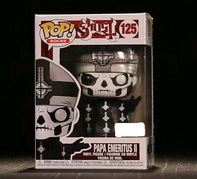 Funko Pop Vinyl Rocks Ghost Papa Emeritus Ii Exclusive - Preorder