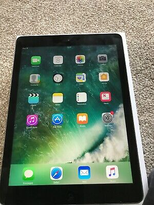 Apple iPad Air 1st Gen. 32GB, Wi-Fi, 9.7in - Space Grey