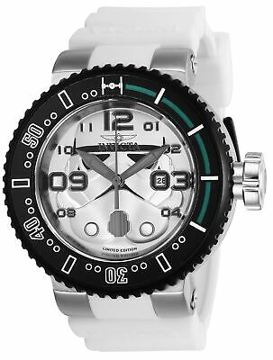 Invicta 27757 Star Wars Men's 52mm Stainless Steel Antique Silver Dial Watch