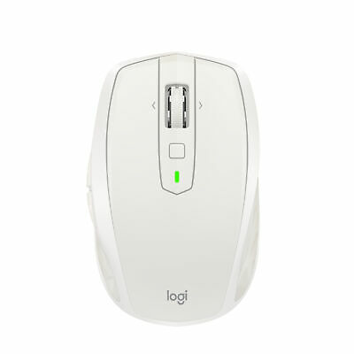 Logitech MX Anywhere 2S Wireless Bluetooth Mouse - Light Grey