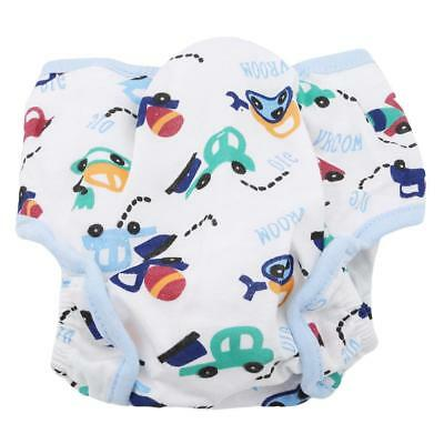 1 Pc Newborn Reusable Cute Cartoon Infant Washable Diaper Cover Baby Diapers W