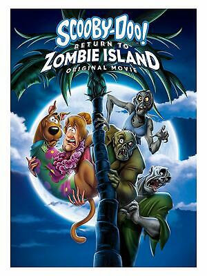 Scooby-Doo! Return to Zombie Island BRAND NEW DVD Pre-order Oct 1 Kate Micucci