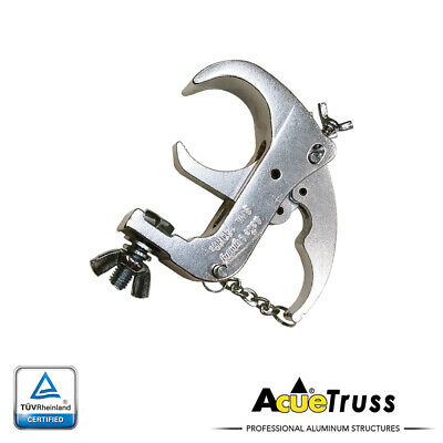 Acue Lighting Heavy Duty Aluminum Quick Release Trigger Compact Hook Clamp