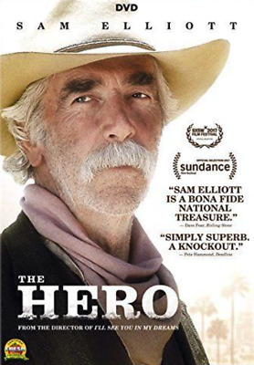 The Hero [DVD, Sam Elliot] - Ex Library - **DISC ONLY** (no case)