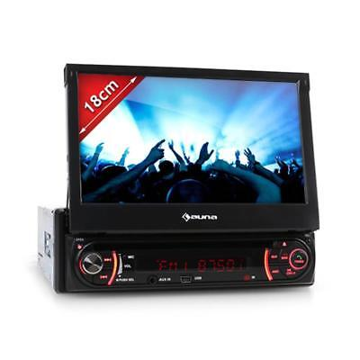 Dvd Autoradio Usb Sd Mp3 Cd Player Bluetooth Freisprecheinrichtung Tv Usb Sd Rds