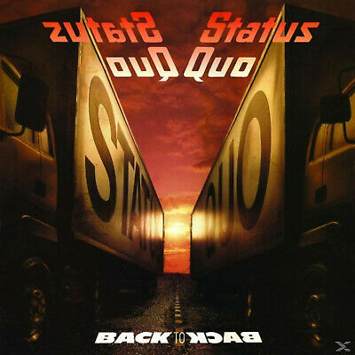 Status Quo - Back To Back - (CD)