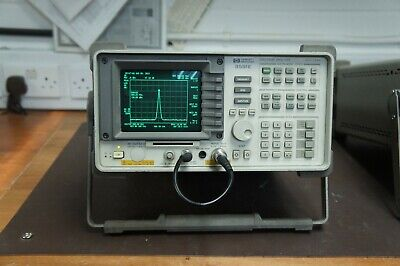 HP/Agilent 8591E Spectrum Analyzer Opt 021, 101, 103 - Fully Tested - Loc: MR-15