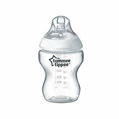 Tommee Tippee Ctn Bottles 260ml Single - Closer Nature Bottle Easivent 260ml9oz
