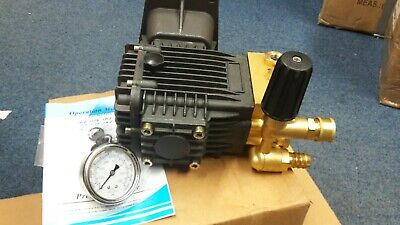 PETROL POWER WASHER PUMP NEW FITS  9.0/11/13hp 3600 psi new