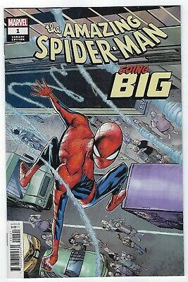 Amazing Spider-Man Going Big # 1 Ramos Variant NM Marvel