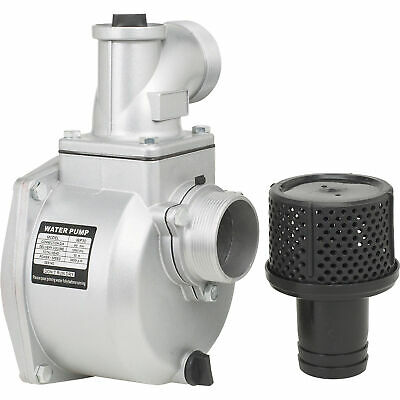 Semi-Trash Water Pump ONLY-For Straight Keyed Shafts 3in Ports 14,265 GPH 109281