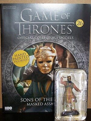 Game of Thrones - Eaglemoss - n°26 : Sons of the Harpy