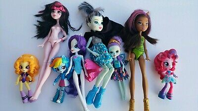 monster high doll lot used