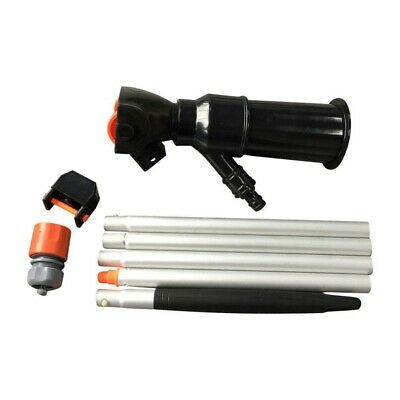 Swimming Pool Vacuum Jet Pole Outdoor Portable Cleaning Hoover Suction Tool