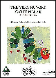 The Very Hungry Caterpillar (DVD, 2006)