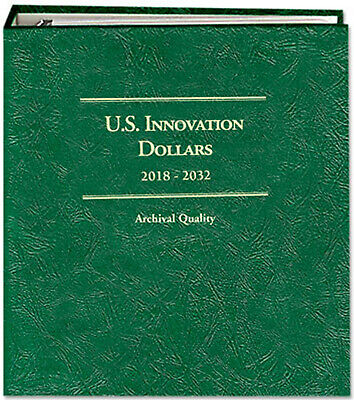 Littleton Album LCA82 US Innovation Dollars 2018-2032 P&D ARCHIVAL QUALITY