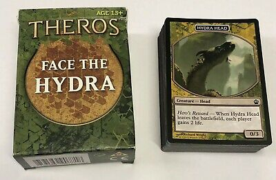 Magic the Gathering MTG Theros Face The Hydra Challenge Deck