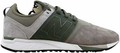 NEW BALANCE 247 Luxe Pack Green Grey Revlite Sz 10.5