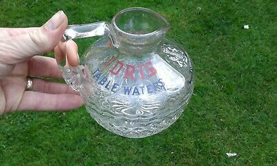 A Nice Glass IDRIS By Appointment Table Water's Jug