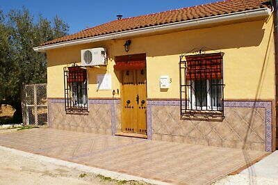 Spanish villa with exchange rate busting option