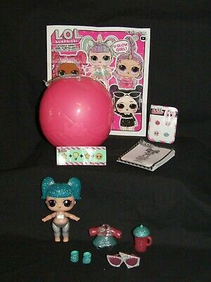 Lol Surprise Doll - Sparkle Series Glamstronaut, New Out Of Package