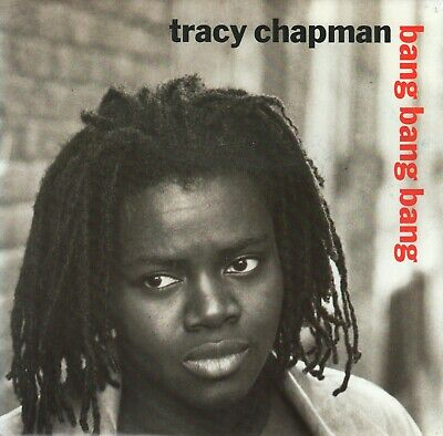 "TRACY CHAPMAN - Bang Bang Bang -  french 7"" / 45T - 1992"