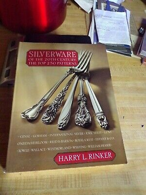 silverware collectors guide price guide reference book