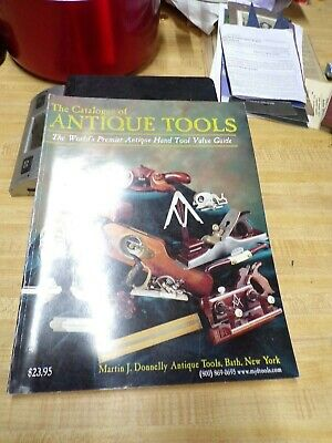 antique tools collectors guide price guide reference book