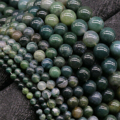 Nature Indian Agate Beads Diy Accessories Craft Healing Wholesale Strand Spacer