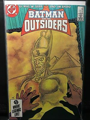 NICE COPY BATMAN AND THE OUTSIDERS # 6