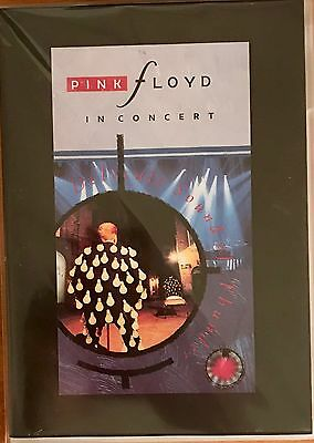 "Pink Floyd: "" Delicate Sound Of Thunder (in Concerto) ( Raro DVD)"