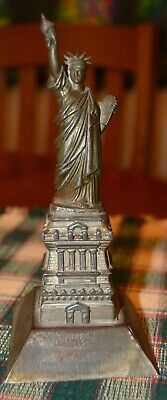 "1885 Statue of Liberty Souvenir American Committee Model 7"" FANTASTIC!!!!"