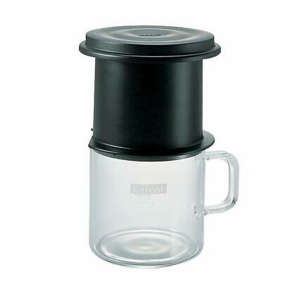 Hario-One-Cup-Cafe-All-coffee-drip-200-ml-CFO-1B-Japan-Import thumbnail Kitchen