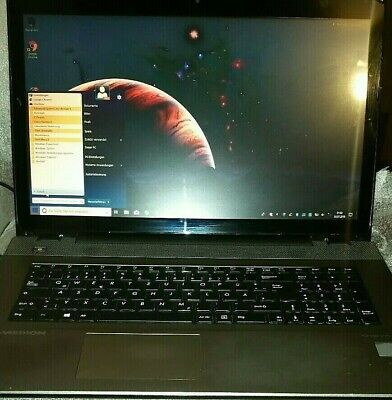 "17,3"" Notebook Medion Akoya E7416T , TOUCH,5. Gen.- 3805U 1,9 GHz 1TB 4GB Laptop"