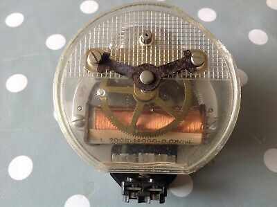 Vintage Electric Clock Movement untested Specialist Part