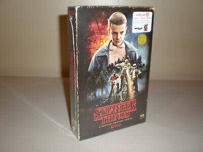 Stranger Things: Season 1 (Netflix) Collector's Edition Blu-ray/DVD/Poster *NEW*