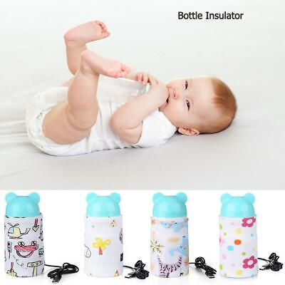 Baby Feeding Milk Bottle Warmer Insulation Bag Thermal Bag Bottle Holder NI5L