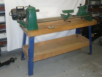 Coronet Wood-Working Lathe