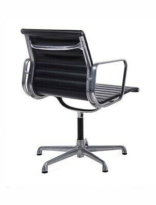 Original Charles & Ray Eames 'EA 107' chair for Herman Miller - USA 1970s