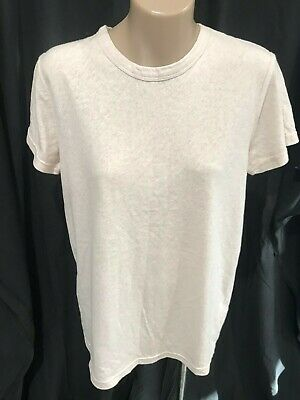 C&M*~* Camilla And Marc T-shirt  Top  Size  6 Suffolk Tee  Dusty Pink