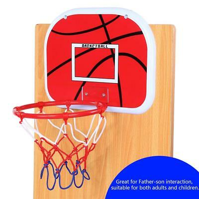 Basketball Hoop Mini Basket Ball Play Game Kids Office Room Indoor Party Toy ❤lo