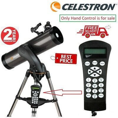 Celestron Nexstar Hand Control For SLT and LCM Computerized Telescope (UK Stock)