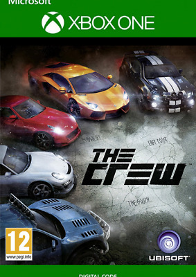 The Crew - Xbox One Full Game Download - Fast Email Delivery